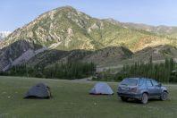 Camp, Papan