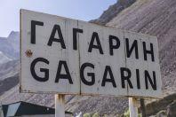 Gagarin village