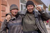 Kyrgyz, Karamyk