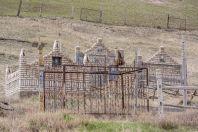 Cemetery, Sary-Tash