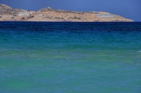 Výběžek ostrova Nisida Pserimos