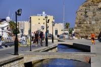 V přístavu Kos