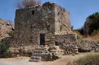 Hrad Peripatos v Pyli - lokalita L. stellio