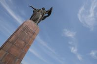 Fighters of the Revolution monument, Bishkek