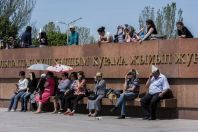People of Bishkek