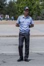 Policeman, Bishkek