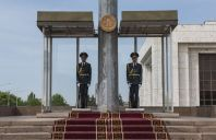 Kyrgyz Honor Guard, Bishkek