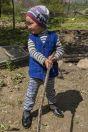 Little girl, Arkit