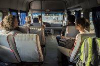 V maršrutce, Džalalabád