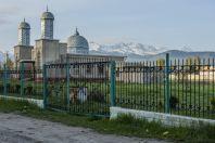 Mosque in Karakol