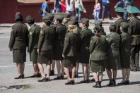 70th anniversary of the end of WWII, Karakol