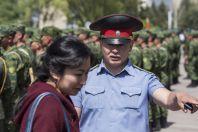 Oslavy 70. výročí ukončení 2. světové války, Karakol