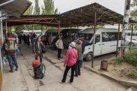 Bus station, Karakol