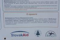 SlovakAid and BROZ, Ala Archa NP