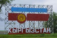 Kyrgyzstán!