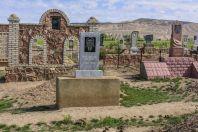 Hřbitov, Ak-Say