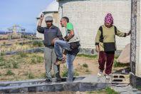 Místní obyvatelé, Issyk Kul