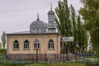 Mešita, Kyzyl Suu