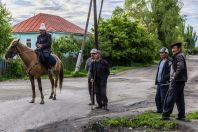 Místní obyvatelé, Teploklyuchenka