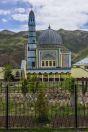 Modrá mešita, Naryn