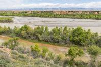 Řeka Naryn, Kulanak