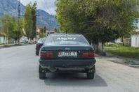 Auto Kalašnikov, Naryn