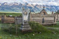 Hřbitov, Kyzart