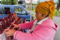 Prodej ovoce, Sokuluk