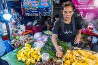 Pouliční jídlo, Bangkok
