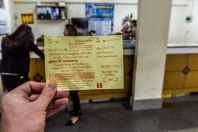 Ticket to Lao border, Udon Thani