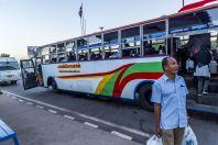 Autobusem do Laosu