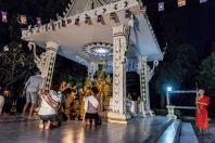 That Luang festival, Vientiane
