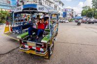 Tuk Tuk, Vientiane