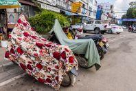 Motorky, Vientiane