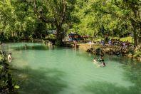 Blue lagoon, Vangvieng
