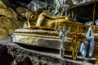 Buddha,Tham Phu Kham Cave