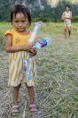 Little girl, Vangvieng