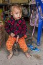 Little girl, Nassom
