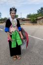 Hmong girl, Non Long