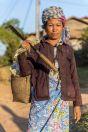 Women, unnamed village, Savannakhet Province
