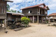 Village of Katu minority