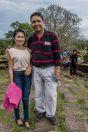 Visitors, Wat Phu