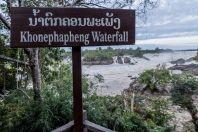 Khonephapheng Waterfall