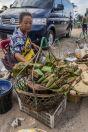 Street food, Laos - Thai Border