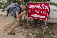Laos - Thai Border