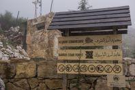 Cedrová rezervace, Barouk