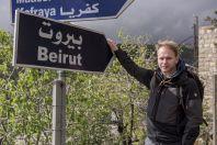 Směr Bejrút, Moukhtara