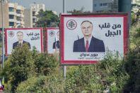 Libanonské volby