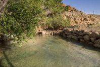 Source of the river Así, Ras El Assi