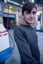 Mladý muž, údolí Beqqa